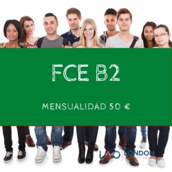 CLASES DE INGLÉS B2
